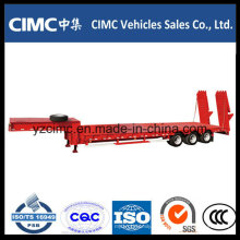 Semirremolque Cimc Tri-Axle 70 Ton Baja