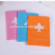 popular oem pvc passport cover