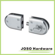 Armário de porta de vidro de bloqueio de hardware da porta de bolso (GDL006B)