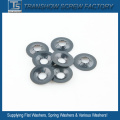 M3-M20 Black Oxide Internal Slotted Lock Washer