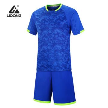 Пользовательские сублимации футбол футболка маркер футбол Джерси