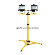 Портативный рабочий светильник с галогеновым стабилизатором 1000 Вт