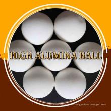 Superfeiner reibender hochreiner reibender Ball / 100% .99.99% Reinheit hoher Tonerdekugel / Korn