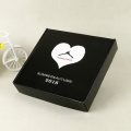 Black mailer box shipping box
