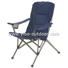 beach chair folding chair with steel tube