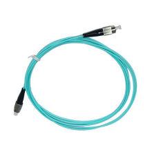FC to FC Multi-Mode Om3 Optical Fiber Jumper