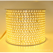 Dekor führte Neonbeleuchtung, Seil-Licht, Hochspannung 110V-120V, SMD 2835 60Led / M CCT-Streifenlicht