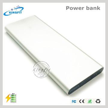 2016 Top Sale 9000mAh Li-Polymer Battery Mobile Portable Slim Power Bank Charger