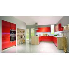 Wood Home Furniture Kitchen Cabinets Design (GLOE200)