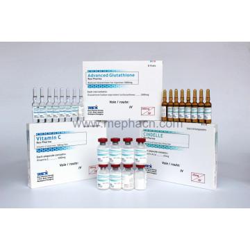 Inyección de glutatión para el blanqueamiento de la piel y el aclaramiento de la piel