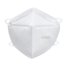 High output washable fabric face mask KN95