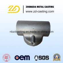 OEM Steel Casting Investment Casting for Arm Cylinder of Excavator