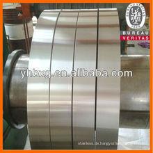 316 kalt gewalzt Band aus Stahl mit guter Qualität