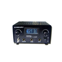 Professional Dual LCD Tattoo Power Supply