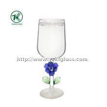 Único vidro de vinho da parede por SGS (KL140218-55A)