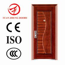 Hot Sale Security Metal House Entry Door com boa qualidade