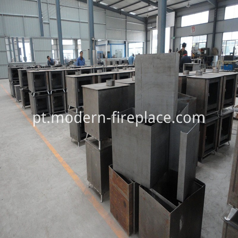 With Oven Wood Fire Stoves Production