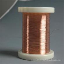 Alambre de aluminio revestido de cobre del CCA del alambre de acero de 0.10mm-6.00mm