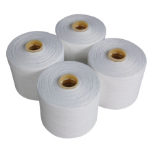 Factory Price Polyester Spun Yarn in Bright Quality 30/3 in Stock