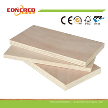 Boiling 72 Hours Waterproof Phenolic WBP Okoume Plywood for Outdoor Bathroom