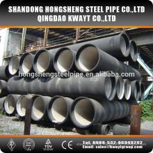 "ISO2531 C1 / C2 / C3 Tubo de hierro dúctil DN150 de 6 """