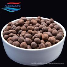 Bola de argila de seixos hidropônicos pellets