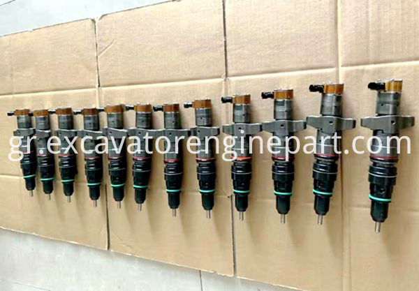 Diesel Engine C9 Fuel Injector 387 9433 For Excavator E330d E336d
