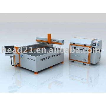CE certificate CNC waterjet glass cutting machine /waterjet cutter for glass