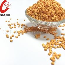 Personlized Products for Anti-Aging Masterbatch Granules Yellow Ant-aging Masterbatch Granules export to Poland Supplier