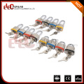 Elecpopular Goods from China Security Bâton renforcé en acier laminé pour un style Oem