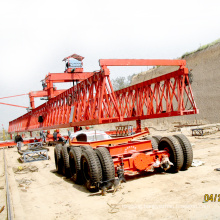 120 ton tyre,70 ton tyre bridge erection equipment straddle carrier