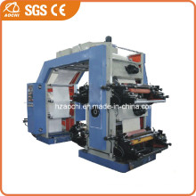 4 Colors Plastic Film Flexo Printing Machine (WS884-500GJ)