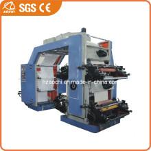 4 цветов печатная машина flexo полиэтиленовой пленки (WS884-500GJ)