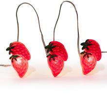 4.5V Warm White LED Strawberry Holiday String Light
