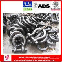 Marinas del barco enlace cadena (cadena de ancla de perno enlace)