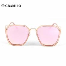 2018 farbwechsel metallrahmen sonnenbrille verkauf regenbogen farbe sonnenbrille für männer