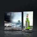 Becks bottle glorifier stand