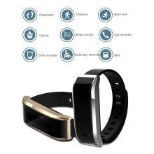 Waterproof Bluetooth Smart Wrist Watch Smartband Fitness Tracker Health Bracelet Sports Wristband