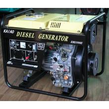 Однофазный однофазный генератор переменного тока мощностью 3 кВт для запуска на открытом воздухе