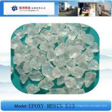 La série d'époxyde de la résine E13 de revêtement est résine époxyde solide de type de BPA