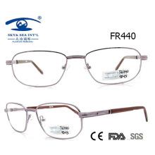 New Design Beautiful Metal Glasses Frame (FR440)