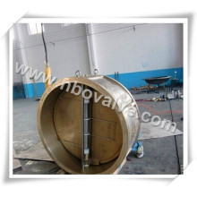 "Factory 20"" Wafer Type Flange End Check Valve (class 150-300lb)"
