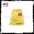 Customized non woven drawstring dust bag with low price