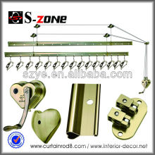 Whole cheap hand controlling lifting adjustable the range clothes airer, easy hanging drying rack