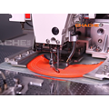 industrial cap visor sewing machine