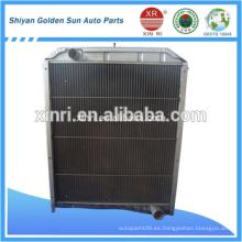 Marca de fábrica china de oro del radiador para BEIBEN VOLVO Camión de aluminio radiador 5065001001