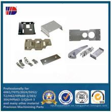 Fabricación de chapa de encargo del acero inoxidable del OEM (WKC-101)