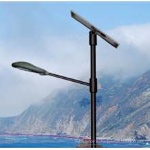 40W Солнечный светодиодный уличный светильник с запатентованным контроллером, уличной лампой