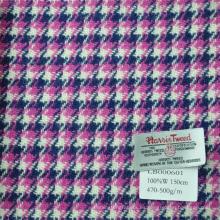 Tela de traje de tweed de Harris de diferentes colores