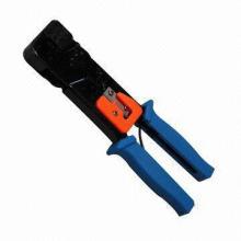 Outil de sertissage pour 8p8c / RJ45, Rj12 / 6p6c, Rj11 / 6p4c, 6p2c (SK-868G)
